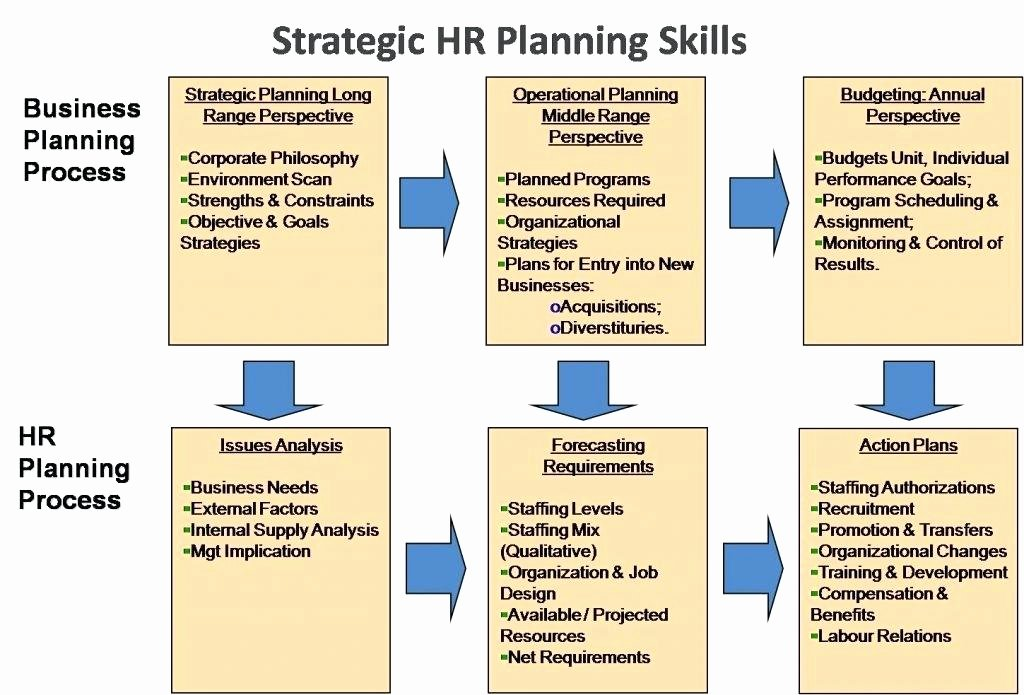 Hr Strategic Plan Template New Business Plan Template Human Resources Boisefrycopdx