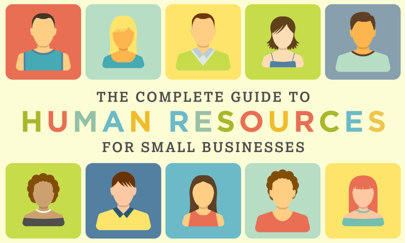 Human Resource Manual Template Elegant the Plete Guide to Human Resources for Small Business