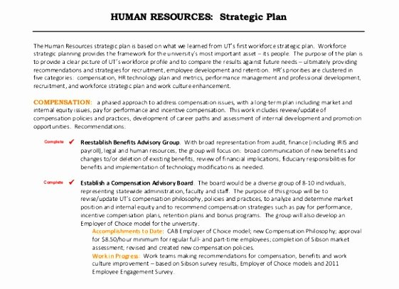 Human Resource Policy Template Luxury 5 Human Resource Planning Template Owoew