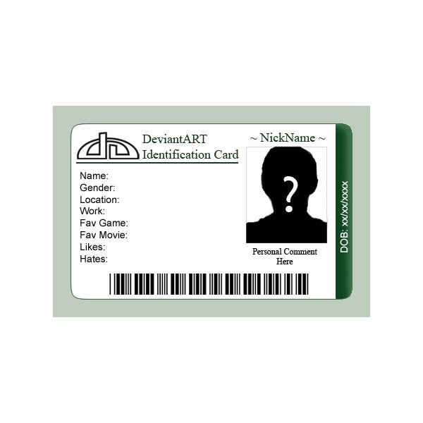Id Badge Template Photoshop Awesome 7 Best Of Id Badges Templates Printable Printable