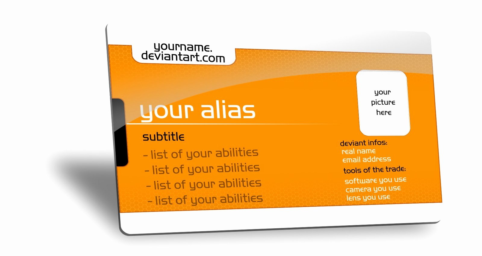 Id Badge Template Photoshop Beautiful 7 social Security Card Template Psd social