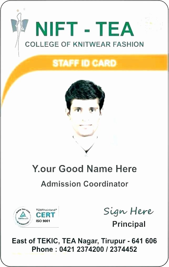 Id Badge Template Photoshop Best Of Identification Badge Template Doctor Id Badges Free Word