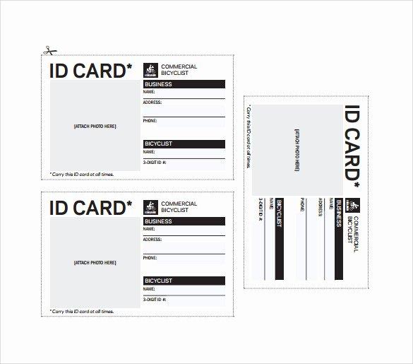 Id Badge Template Word Beautiful Id Card Template 19 Download In Psd Pdf Word