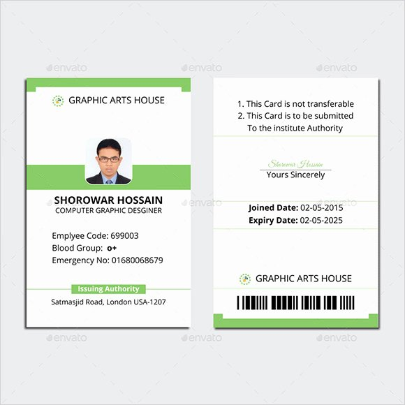 Id Badge Template Word Unique Id Card Template 19 Download In Psd Pdf Word