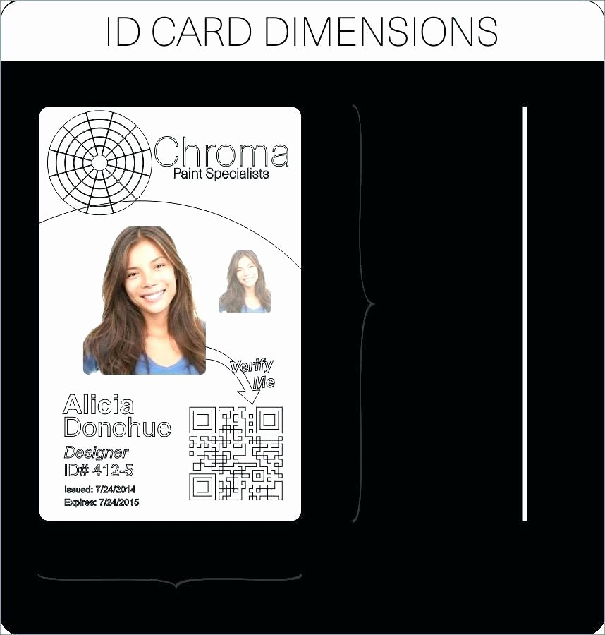 Id Card Template Photoshop Luxury Employee Id Card Template Free Download Teacher Vertical
