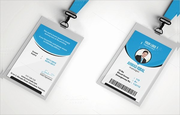 Identity Card Template Psd Best Of 13 Id Card Psd Templates