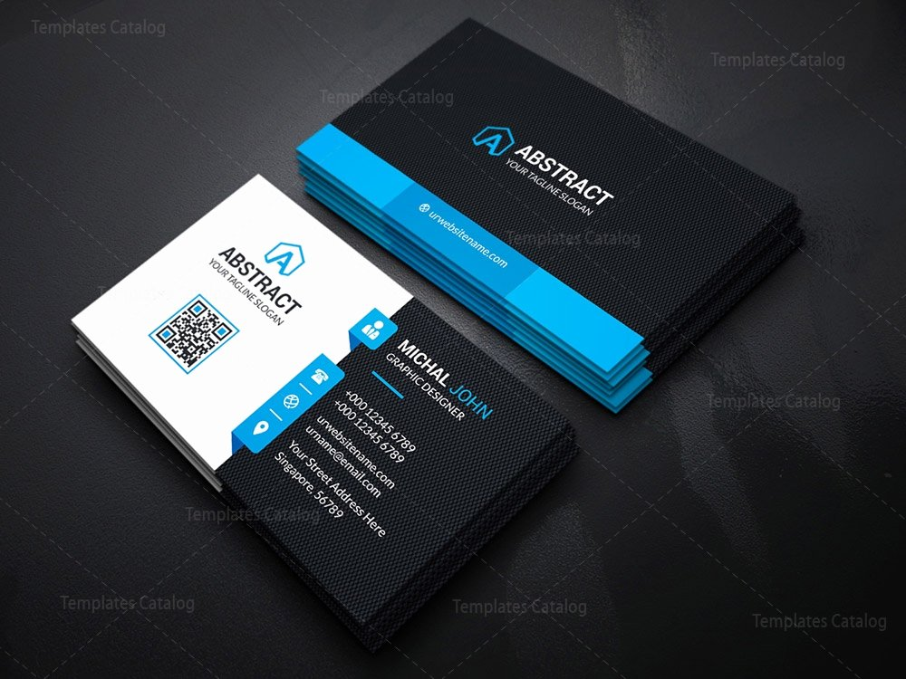 Illustrator Business Card Template New Adobe Illustrator Business Card Template