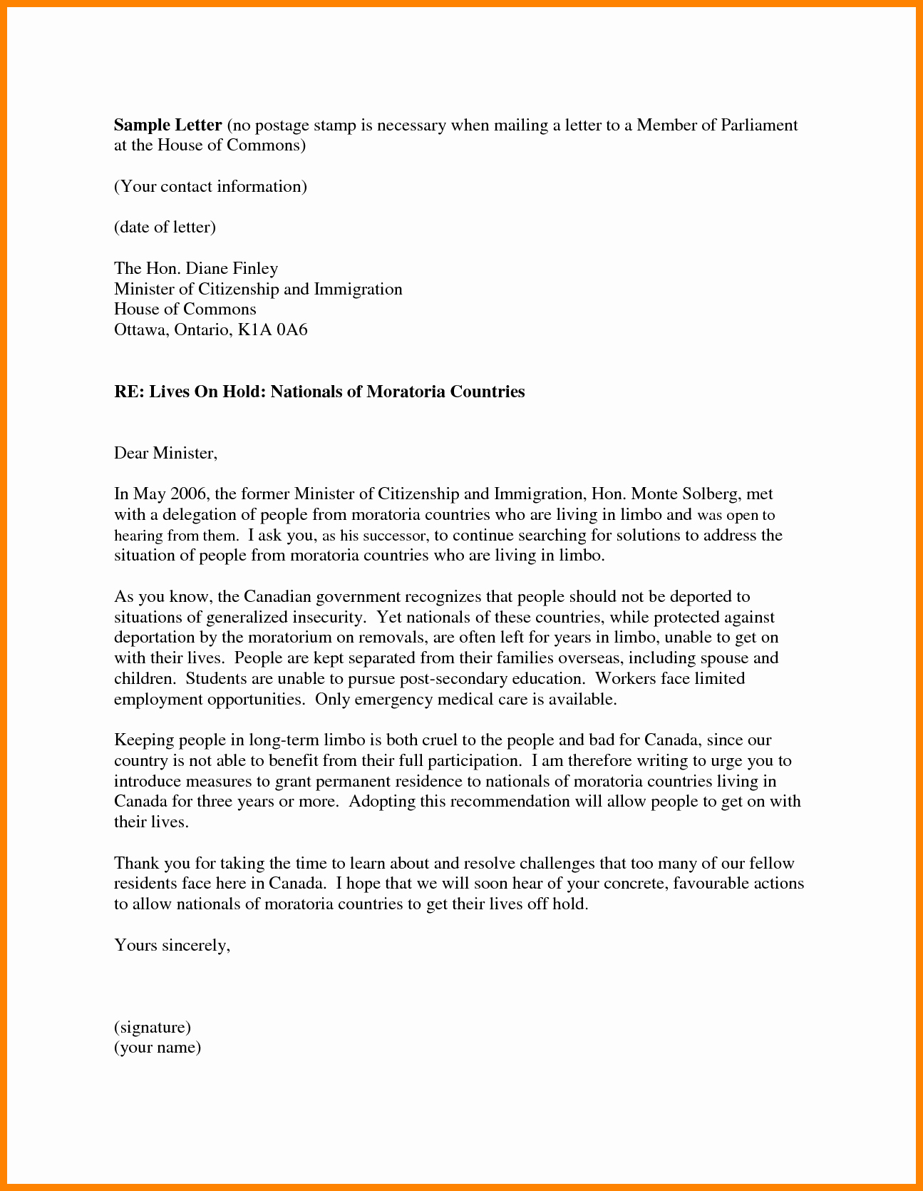 Immigration Reference Letter Template New Employment Reference Letter for Canada Immigration