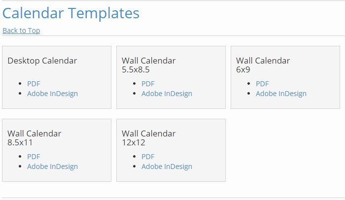 In Design Calendar Template Elegant December 2014