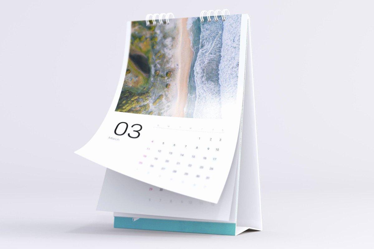 In Design Calendar Template Fresh Sea Water Free Calendar Template for Indesign • Pagephilia