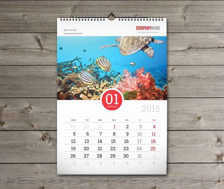 In Design Calendar Template Luxury Print Production Indesign Template for Calendar Printing