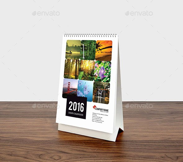 In Design Calendar Template Unique 21 Best Calendar Templates for 2016