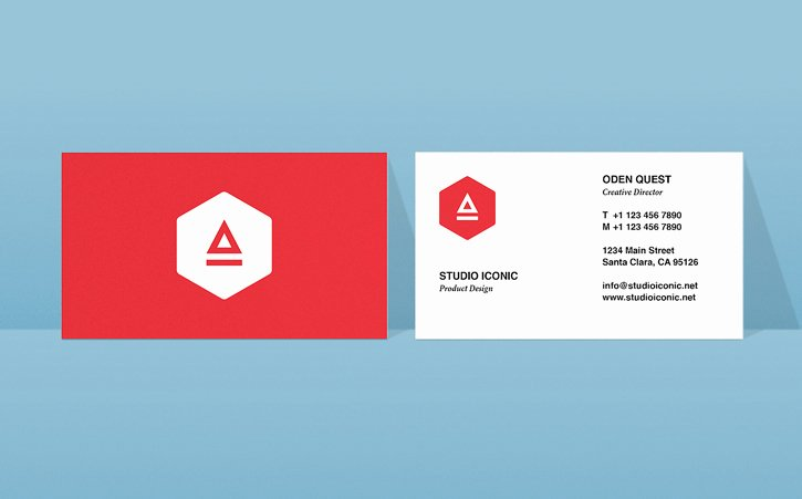 In Design Postcard Template Awesome Business Card Design In Indesign