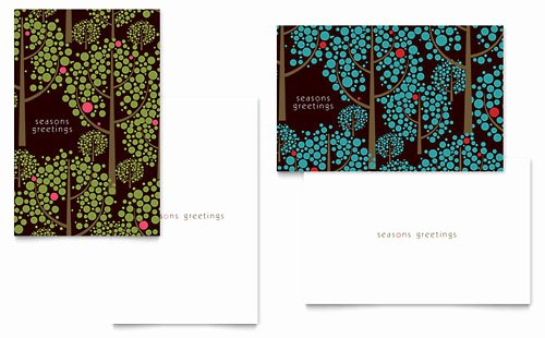 In Design Postcard Template Awesome Greeting Card Templates Indesign Illustrator Publisher