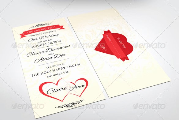 In Design Postcard Template Luxury 24 Wedding Place Card Templates Psd Ai