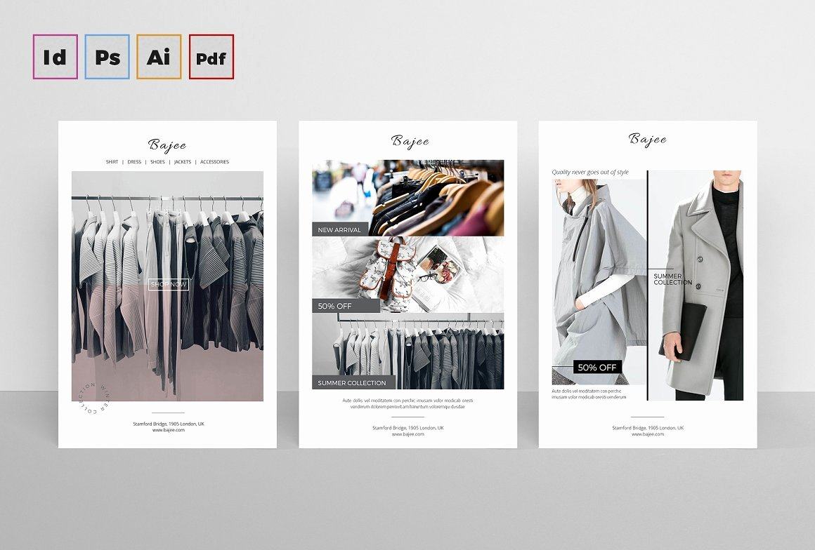 In Design Postcard Template New Indesign Flyer Templates top 50 Indd Flyers for 2018