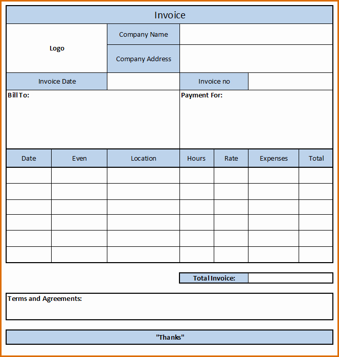 Independent Contractor Invoice Template Awesome 10 Independent Contractor Invoice Template