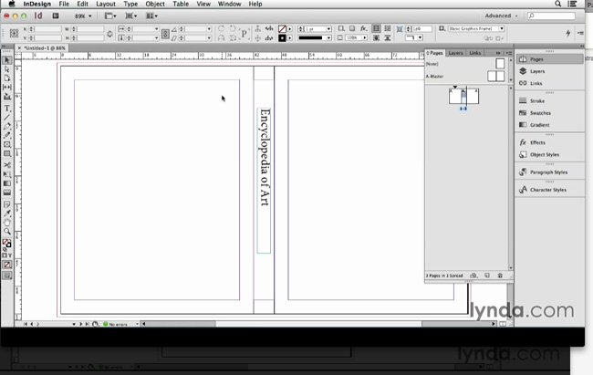 Indesign Book Cover Template Elegant Indesign Secrets Video Laying Out A Book Cover