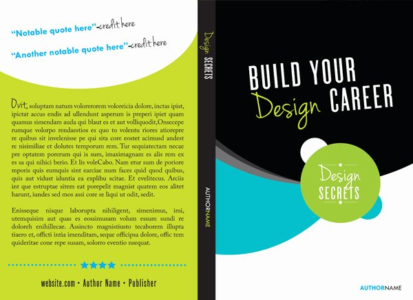 Indesign Book Cover Template Lovely How to Create A Book Template In Indesign