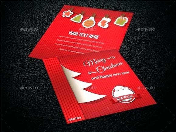 Indesign Greeting Card Template Beautiful Indesign Christmas Card Template Adobe Templates Party