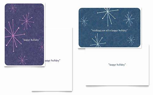 Indesign Greeting Card Template Elegant Greeting Card Templates Indesign Illustrator Publisher