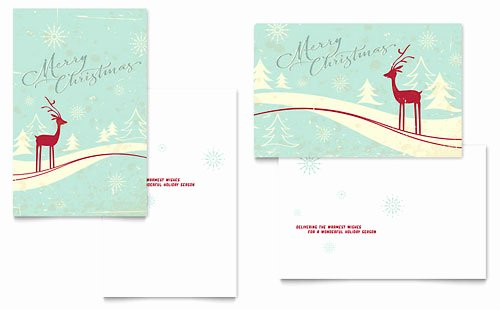 Indesign Greeting Card Template Inspirational Greeting Card Templates Indesign Illustrator Publisher