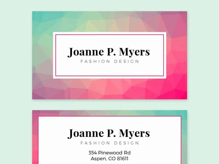 Indesign Postcard Template Free Best Of Indesign Business Card Template Free – Indesign Business