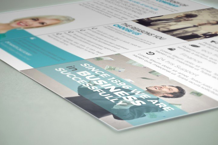 Indesign Trifold Template Free Inspirational Trifold Brochure Indesign Template by Hemonto Kumer
