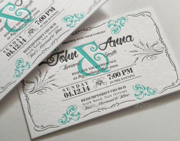 Indesign Wedding Program Template Best Of Indesign Wedding Invitation Templates Invitation Template