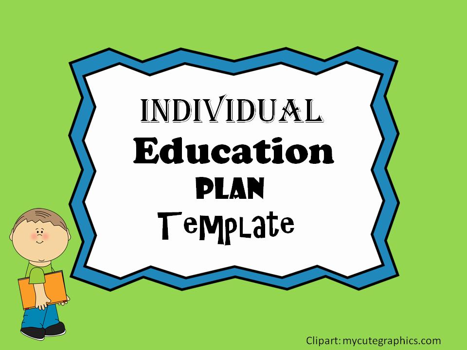 Individual Learning Plan Template Beautiful Individual Education Plan Iep Template – Mash