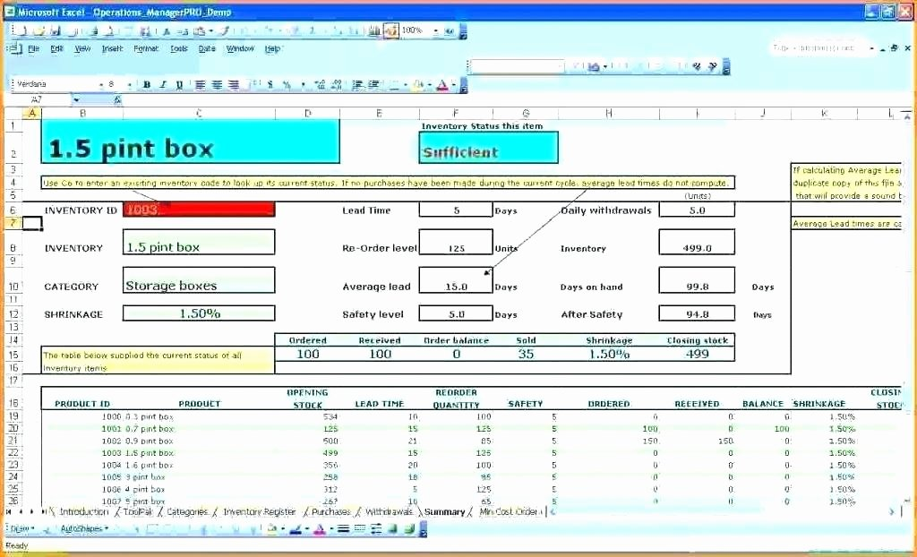 Information Technology Inventory Template Inspirational Home Contents Inventory Template Excel Information