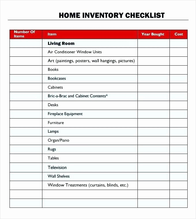 Inspection Checklist Template Excel Unique Electrical Panel Schedule Excel Template Home Inspection