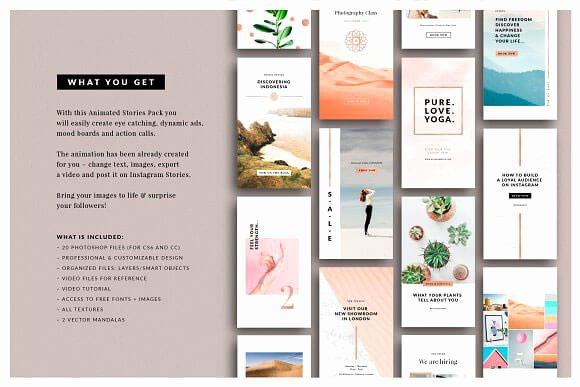 Instagram Post Template Psd Beautiful 30 Best Instagram Post & Stories Psd Templates Download