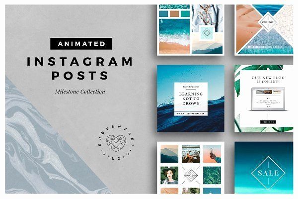 Instagram Post Template Psd Lovely 90 Instagram Post Templates In Psd Layerbag