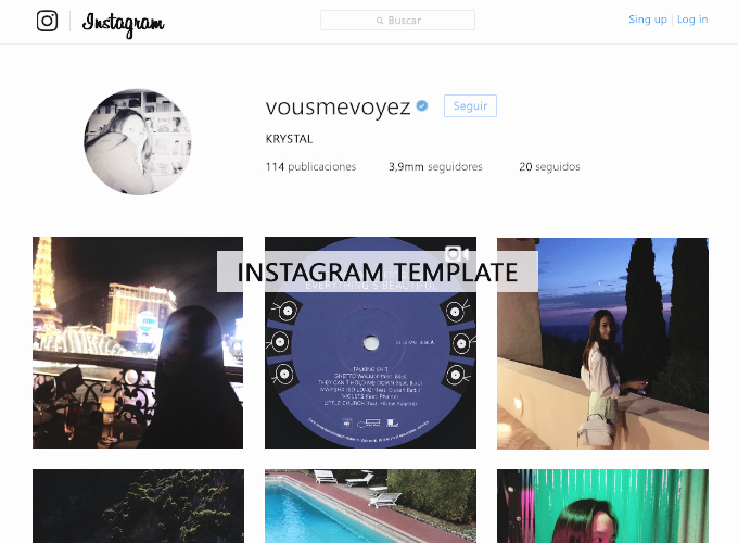 Instagram Post Template Psd Luxury Instagram Template Psd 2018 Templates Station