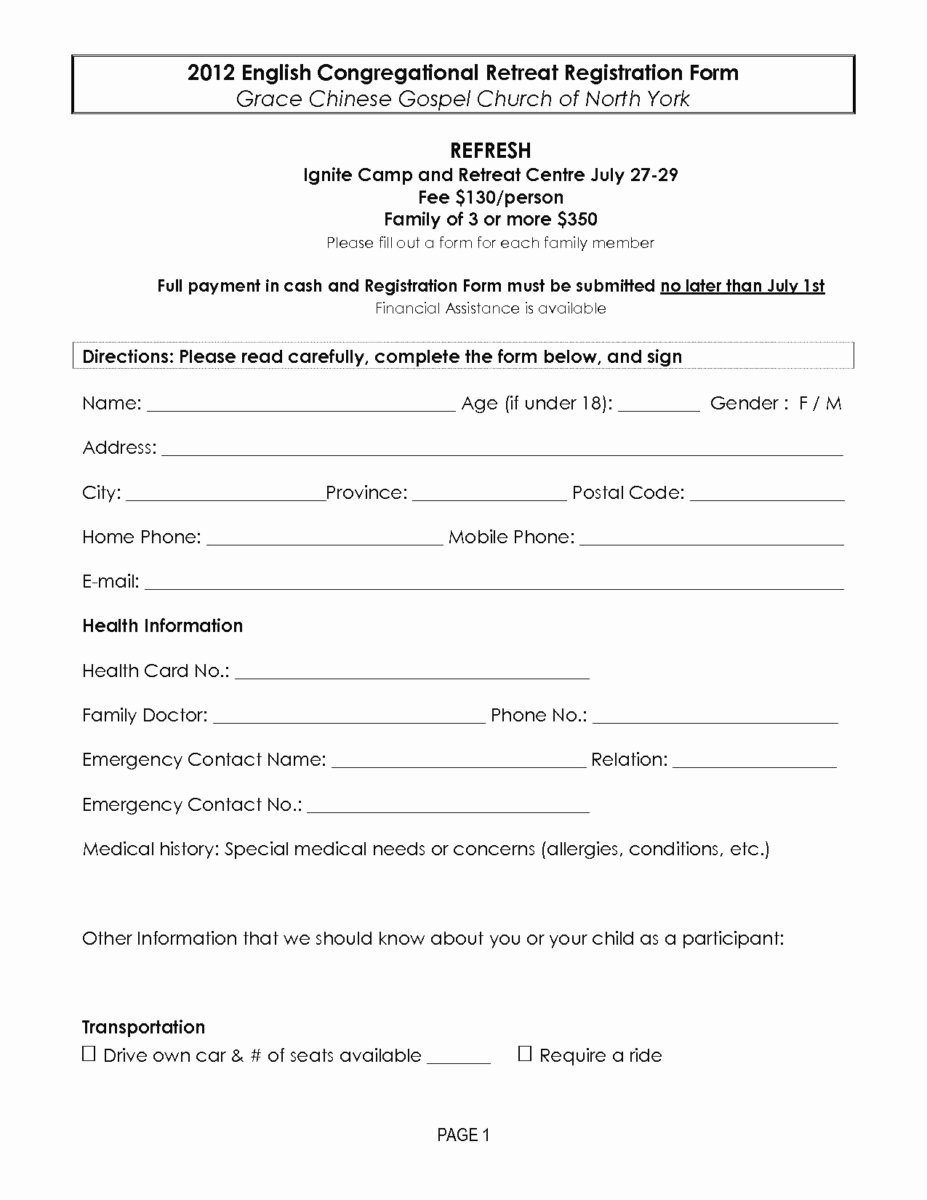 Intake form Template Word Elegant Massage Intake form Template Free Image Collections