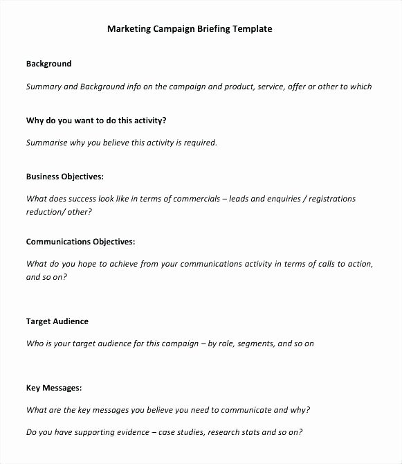 Integrated Marketing Plan Template Unique Integrated Marketing Munications Plan Template New
