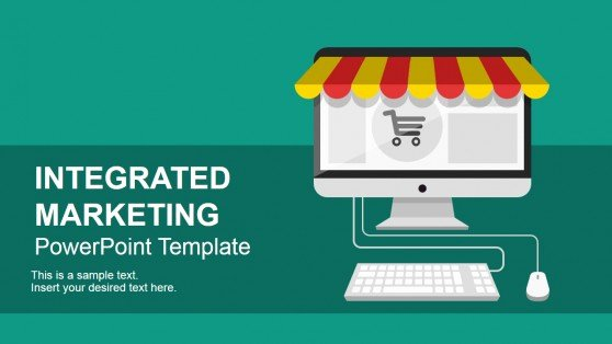 Integrated Marketing Plan Template Unique Integrated Marketing Munications Powerpoint Template