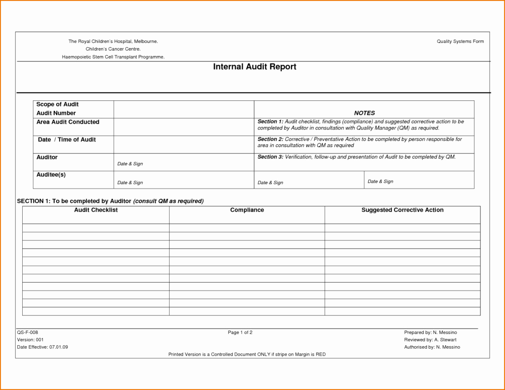 Internal Audit Planning Template Lovely Outstanding Report Internal Audit Template Sample