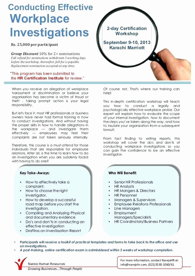 Internal Investigation Report Template Lovely Internal Investigation Report Template – Flybymedia