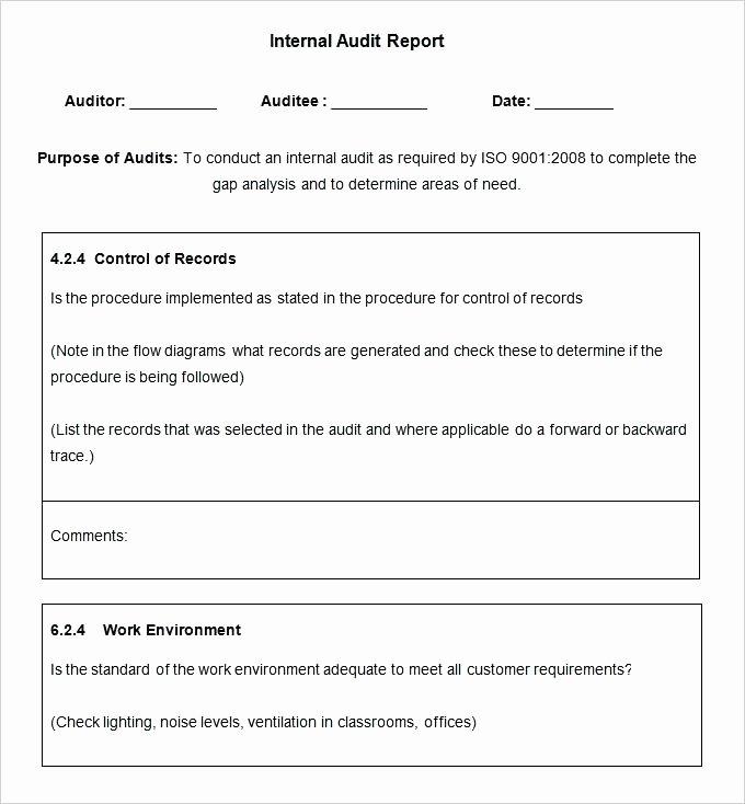 Internal Investigation Report Template Unique Internal Investigation format Beautiful Gallery Report