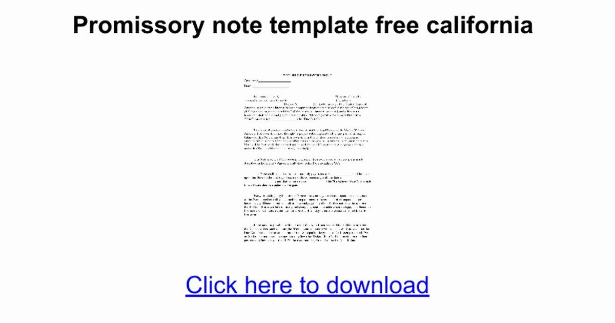 International Promissory Note Template Inspirational International Promissory Note Template Elegant Promissory
