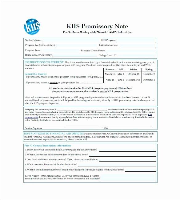 International Promissory Note Template Luxury Simple Promissory Note Templates Template Sample Infinite