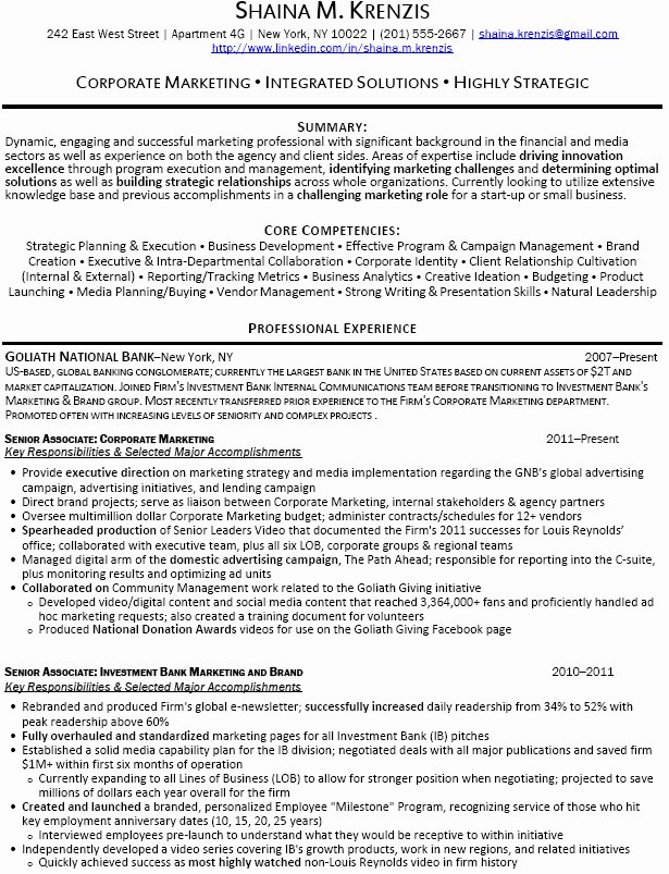 Investment Banking Resume Template Fresh How to Get Into Investment Banking
