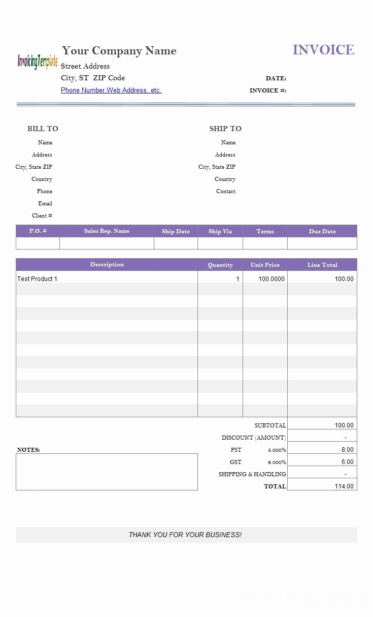 Invoice Template Google Drive Best Of Google Doc Template Invoice Invoice Template Ideas