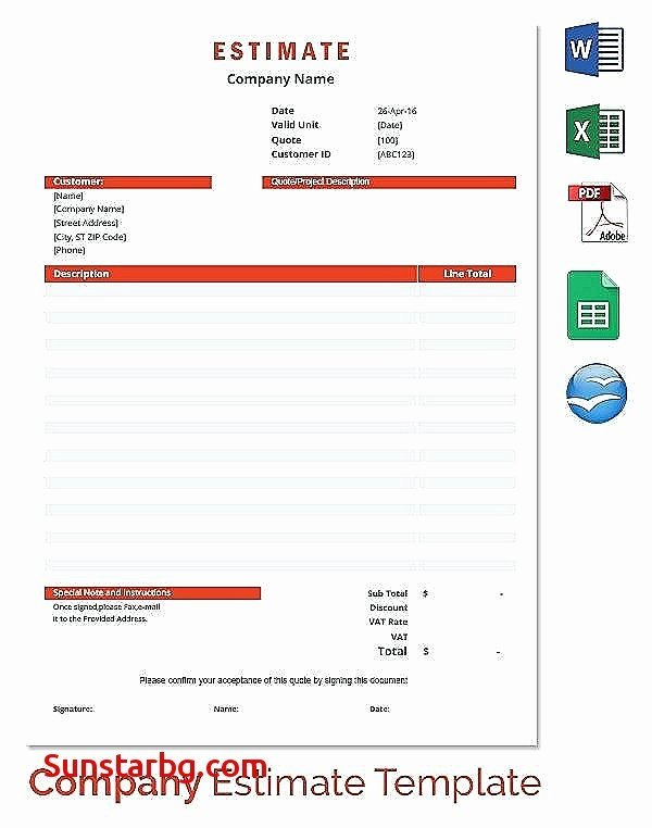 Invoice Template Google Sheets Awesome Google Docs Bill Sale Template Elegant 24 Google Docs