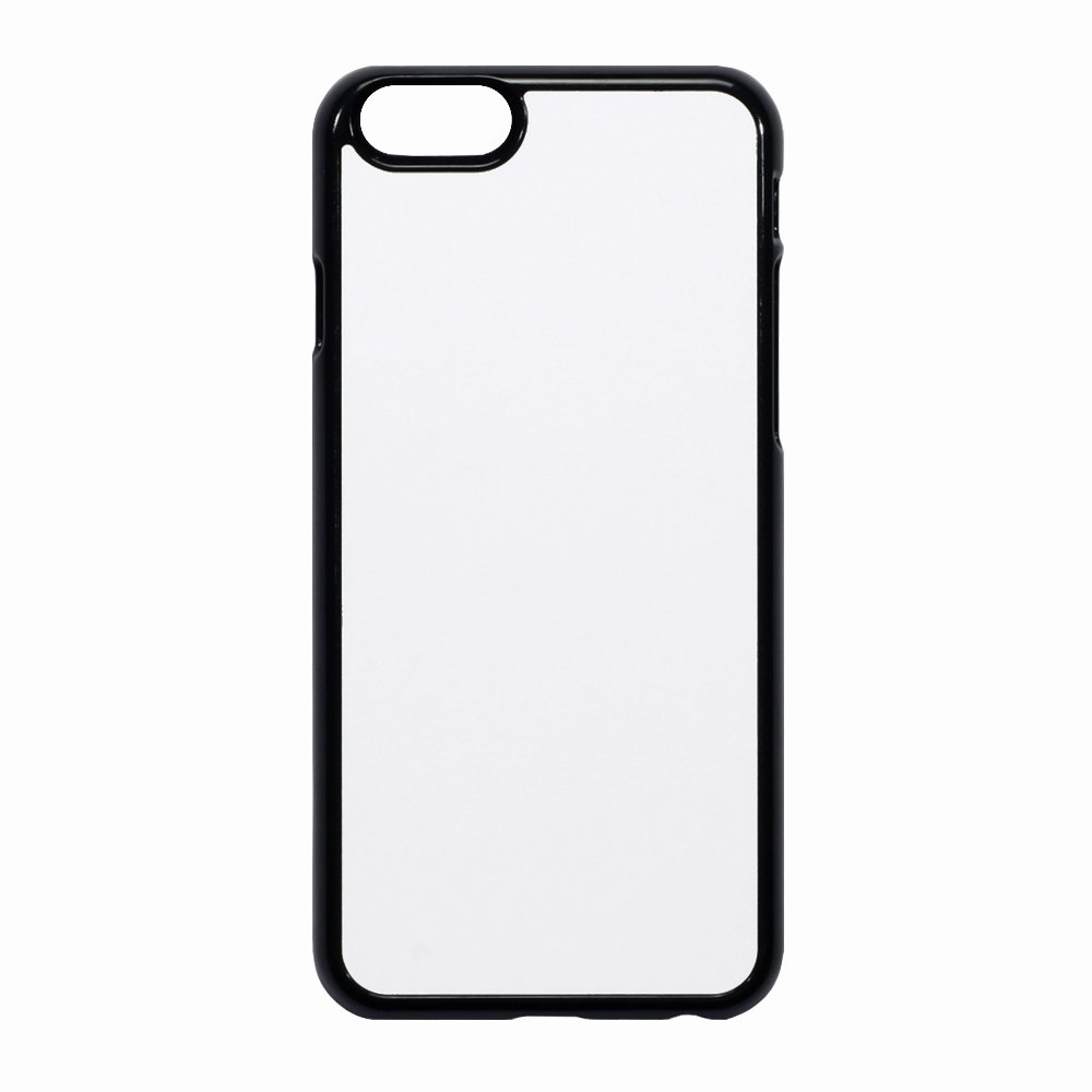 iPhone 6 Case Template Best Of Blank 2d Plastic Sublimation iPhone 6 6s Case Black