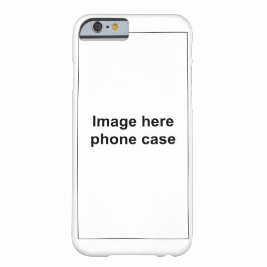 iPhone 6 Case Template Elegant Retro Pager iPhone 6 Case