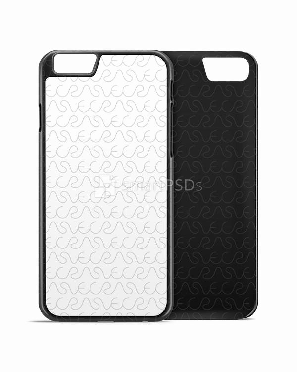 iPhone 6 Case Template Lovely Apple iPhone 7 Plus Phone Cover Design Template for 2d Dye