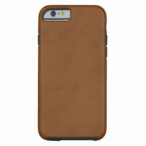 iPhone 6 Case Template Luxury Vintage Tanned Leather Brown Parchment Template tough